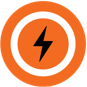 Select Symbol Orange